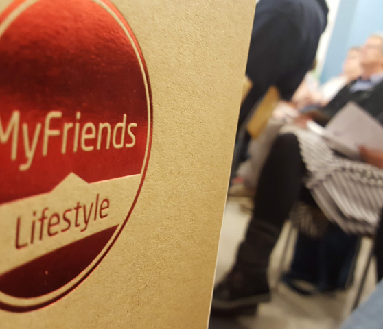 Myfriends Lifestyle Training